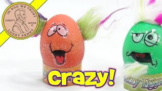 Crazy Easter Eggs Coloring Kit - So Funny Looking!