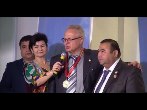 Дружба армянского и узбекского народов длится веками.