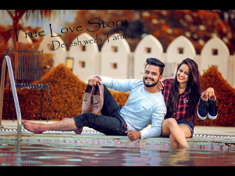 Heart Touching Love Story Devesh Weds Taruna Pre Wedding Shoot  II Year 2019 II Vicky PhotographyII