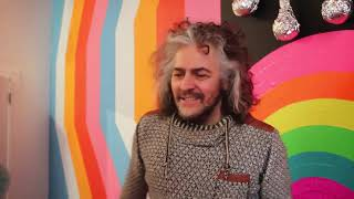 "Wayne Coyne: The evolution of ""Kings Mouth"""