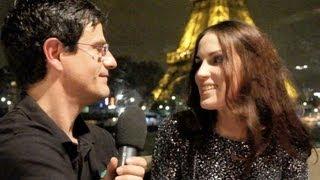 Веганский Новый 2012 год в Париже(Представьте себе огромный ужин 100% веган в Париже во время круиза по реке Сена... Такое мероприятие оргнизова..., 2012-01-23T12:02:12.000Z)