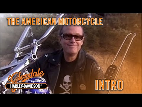 Intro to The American Motorcycle With Peter Fonda