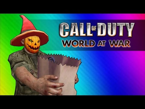 Thumbnail: COD Zombies Funny Moments - Halloween Edition!