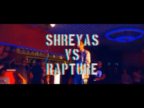 B3 Rap Battle | Hunting Season | Shreyas-vs-Rapture