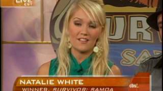 Natalie White's $1 Million Prize