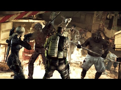 Save Game Data Download Resident Evil 5 Gold Edition Pc Edition 2016