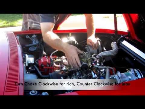 How To Adjust the Choke on Rochester (Quadrojet) Carburetor by Corvette Hop