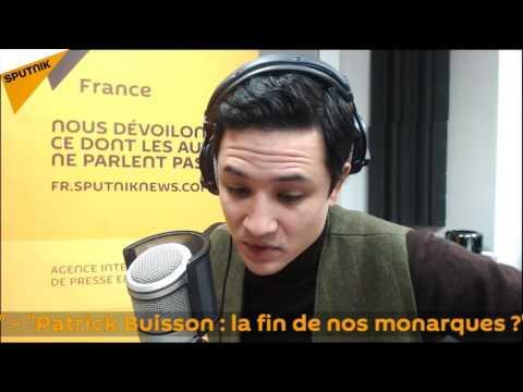 Patrick Buisson : la fin de nos monarques ?