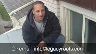 Wallaceburg Flat Roof Repair - Legacy Flat Roofing & Sheet Metal