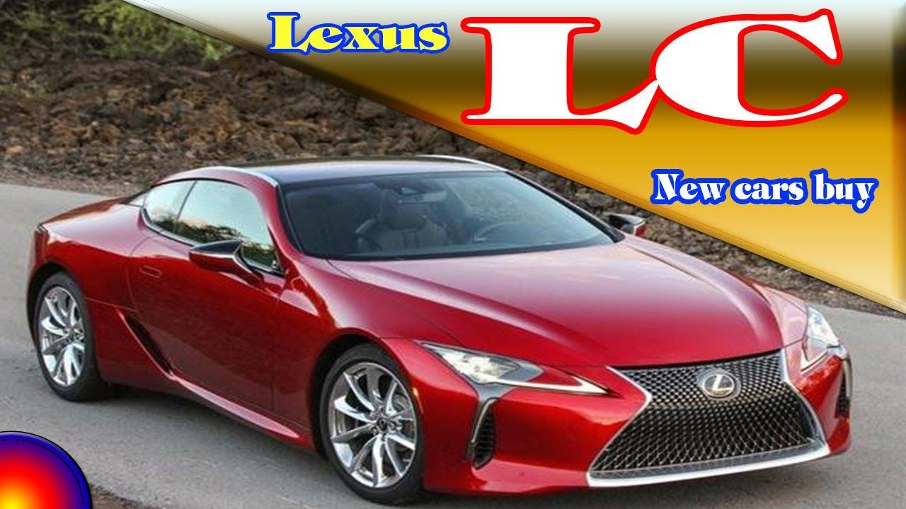 2018 Lexus Lc 500 2018 Lexus Lc 500 Interior 2018 Lexus Lc 500 0