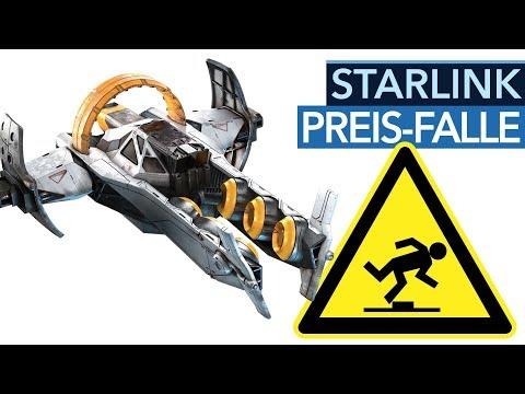 Ubisofts Kostenfalle namens Starlink - Spaßige Weltraum-Action, fiese Preis-Politik