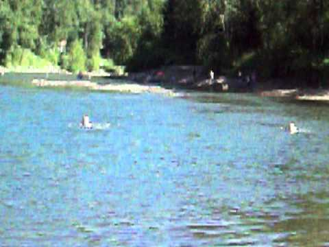 Suburban Eschatology Part Two: Sandy River Drifting (Summer 2011)