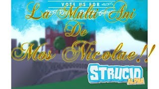 LA MULTI ANI DE MOS NICOLAE!! [ Roblox Strucid ] #2