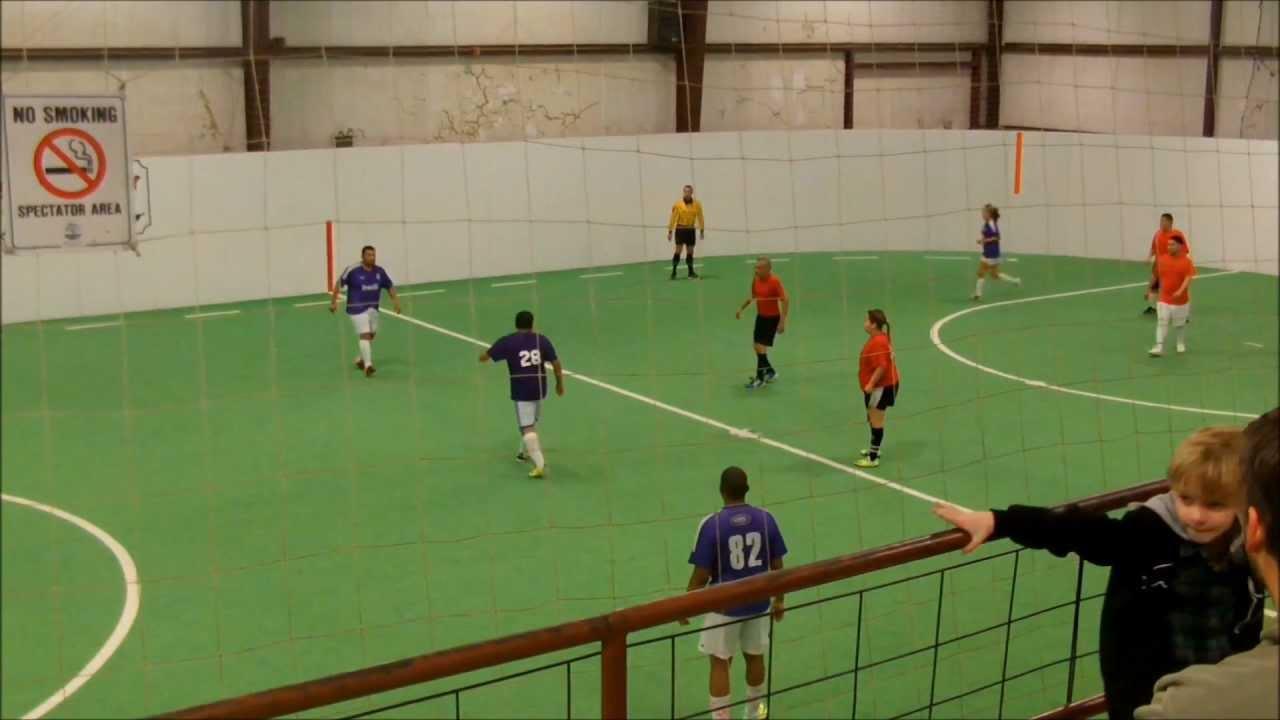 Kick It! | Boulder Indoor Soccer | AIM House