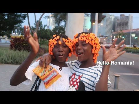 Vlog-LUANDA CITY TOUR | Edna Bahu