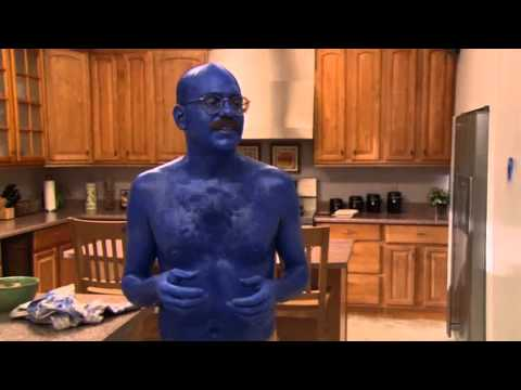 Arrested Development - Blue Man 1