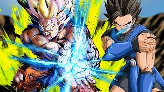 RAGE QUIT!! Amazing FREE Super Saiyan Goku SPECIAL ATTACK! | Dragon Ball Legends
