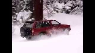 Let it Snow, Nissan Pathfinder Commercial, Music by John Lee Sanders
