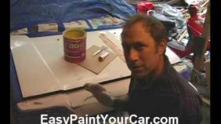 Download EASY How To Paint A Car - How To Paint Your Car- Painting A Car- Learn To Paint Car Putty Repair Mp3 and Videos