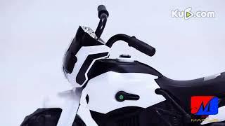 어린이 전기 오토바이 충전 삼륜차 배터리 자동차 (B2…