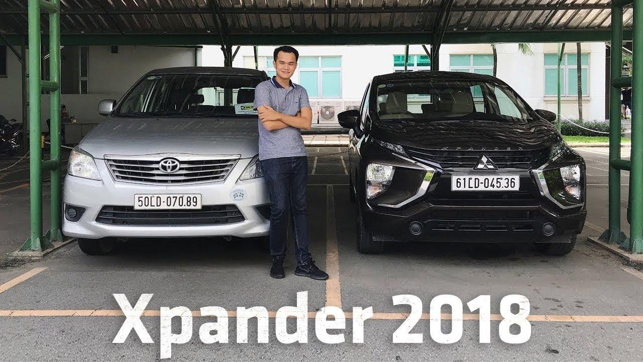 Đánh giá Mitsubishi Xpander 2018 - Hiện tượng MPV nâng gầm mới sau Innova? | Xe.tinhte.vn