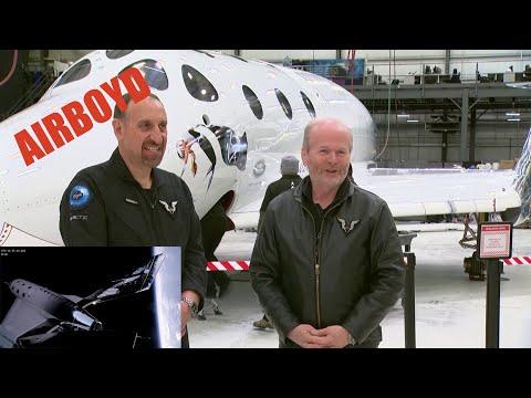 Virgin Galactic Pilot Interviews • Dave Mackay & Michael Masucci