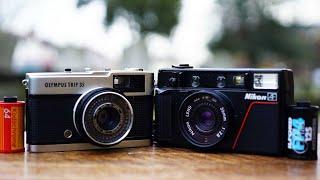Small Camera - BIG Aperture! T…