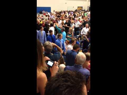 Andrew Hoyt Fountain Hills Middle School 2014 Graduation