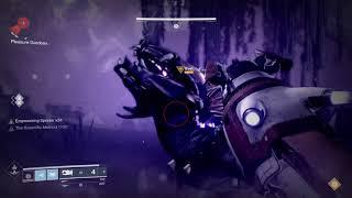 Destiny 2 - Leviathan raid: Dogs - Tractor Cannon vs 24 stack Dog