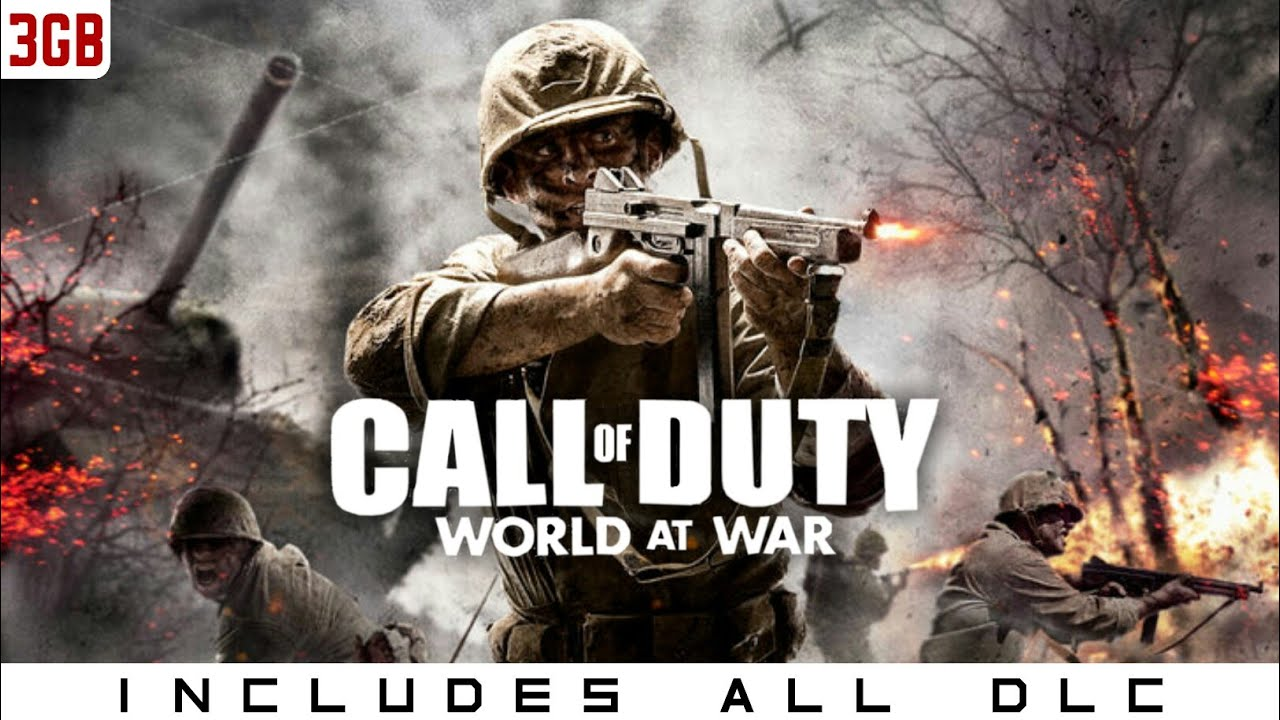 call of duty 5 world at war highly compressed download