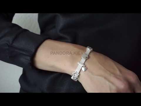 Pandora 💎 Коллекция «Reflexions» на руке 2 💙 | Pandora.kiev.ua