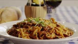 Pasta Recipe - Chicken and Sausage with Bowties