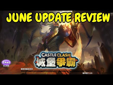 June Update Review L Castle Clash