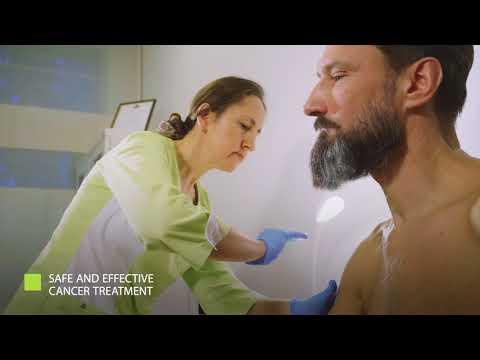 Oncology, melanoma diagnostics and treatment in Latvia.