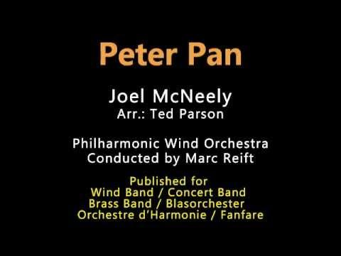 Marc Reift - Peter Pan (Joel McNeely, Arr.: Ted Parson)