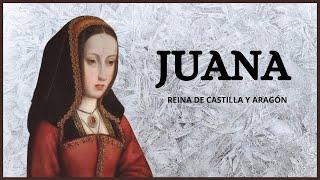 "Juana I de Castilla (Juana ""la loca"") Reina cautiva de Tordesillas"