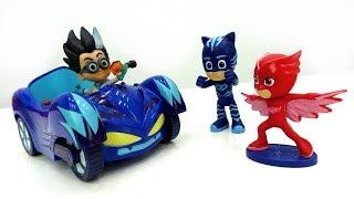 Romeo VS die Pyjamahelden! 5 Videos für Kinder mit den PJ Masks