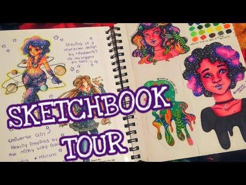 ~SKETCHBOOK TOUR~