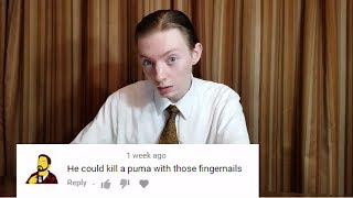 I React To Cruel Comments About My Fingernails