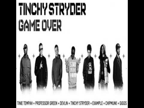 Tinchy Stryder  Game Over Ft Various Artists  Link Up TV Trax Classic