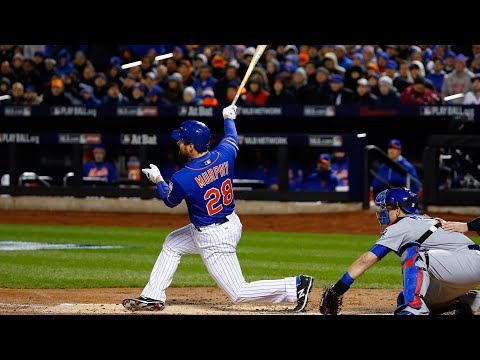 MLB | New York Mets Greatest Postseason Home Runs