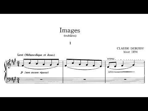 Claude Debussy - Images oubliées (1894)