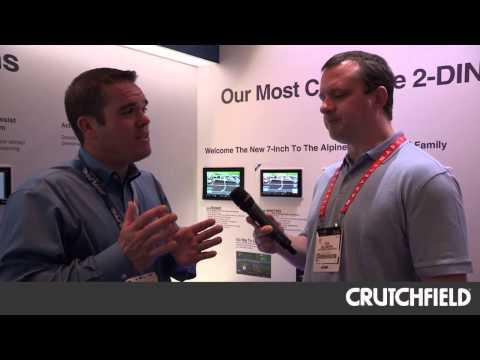 Alpine INE-W927HD Navigation Receiver Overview | Crutchfield Video