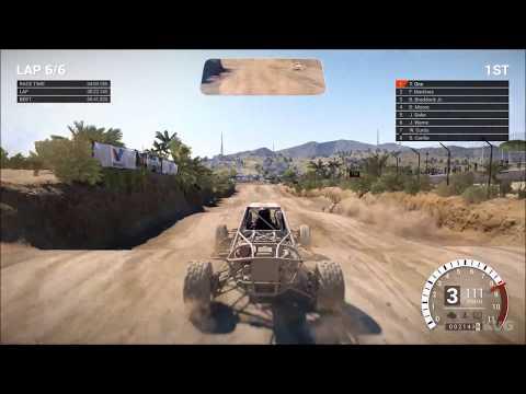 DiRT 4 - Baja Mexico - Land Rush Gameplay (PC HD) [1080p60FPS]