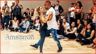 Junior Lord e Kevinho - Amsterdã | Zouk Dance | Carlos & Fernanda da Silva | DC Zouk Festival 2018