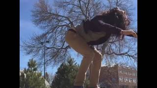 Apparently putting acrobatics into skateboarding is all the rage right now
