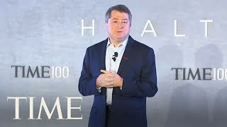 Editor-In-Chief Edward Felsenthal Opens The First TIME 100 Health Summit | TIME 100 | TIME