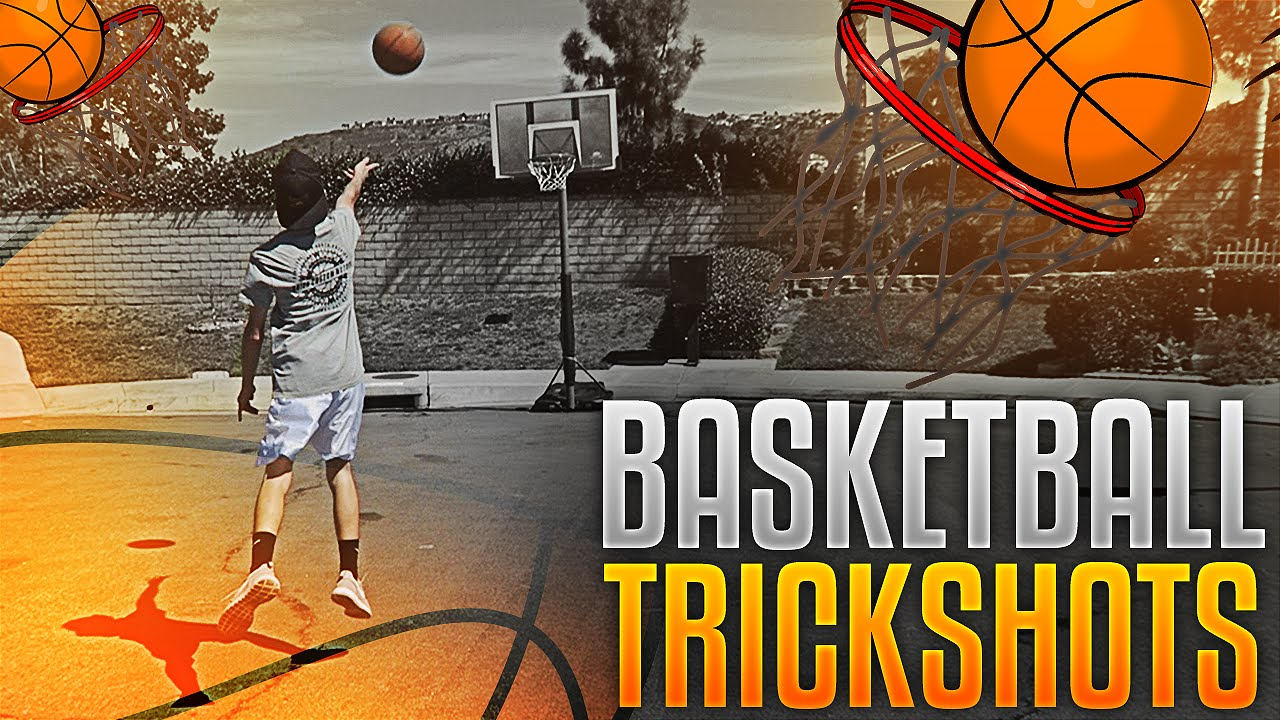 Basketball Trickshots Vs My Brother Faze Rug Youtube