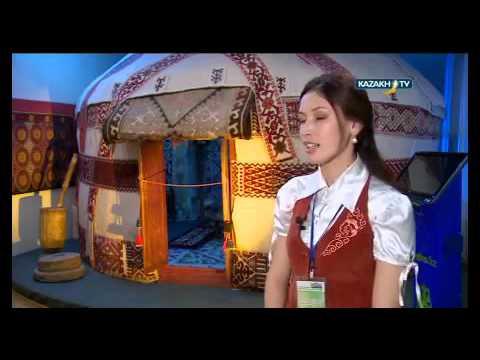 Kebudayaan dan tradisi suku bangsa Kazakh di Kazakhstan