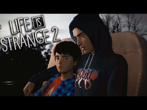 Life is Strange 2 - Brotherly Love & a Puppy #3 (Episode 1 Ending)